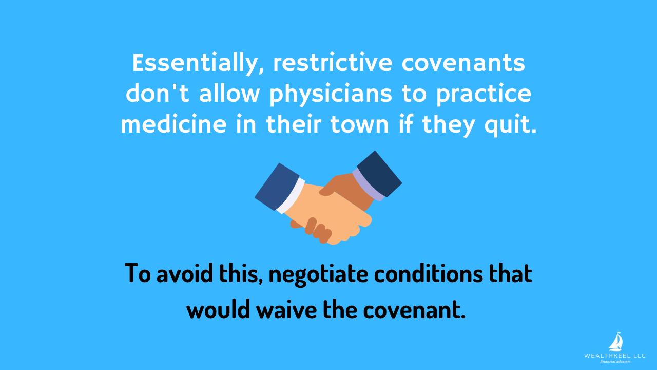 Restrictive Covenants | WealthKeel