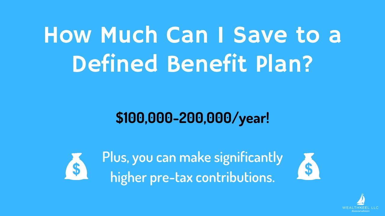 Locum Tenens Defined Benefit Plan
