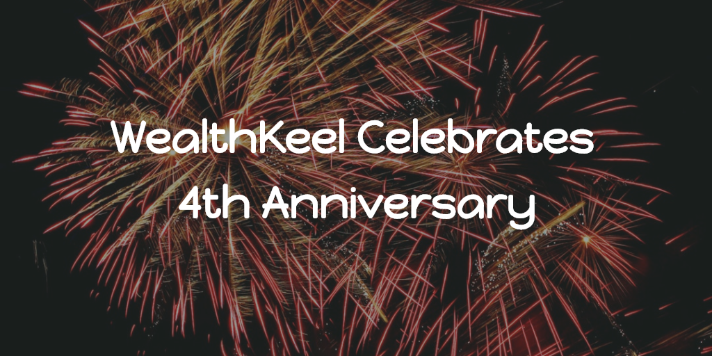 WealthKeel Celebrates 4th Anniversary Thumbnail