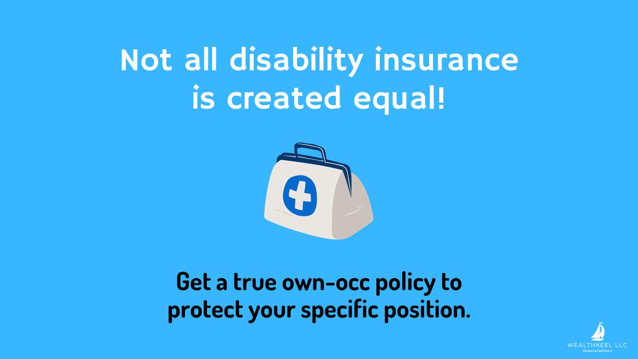 Disability Insurance | WealthKeel