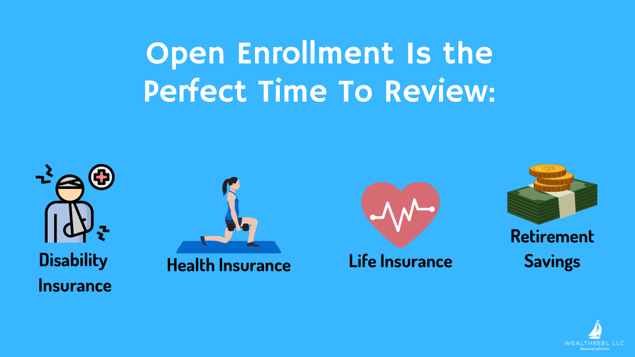 Open Enrollment Is the Perfect Time to Review... | WealthKeel