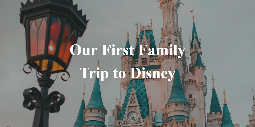 Our First Family Trip to Disney Thumbnail