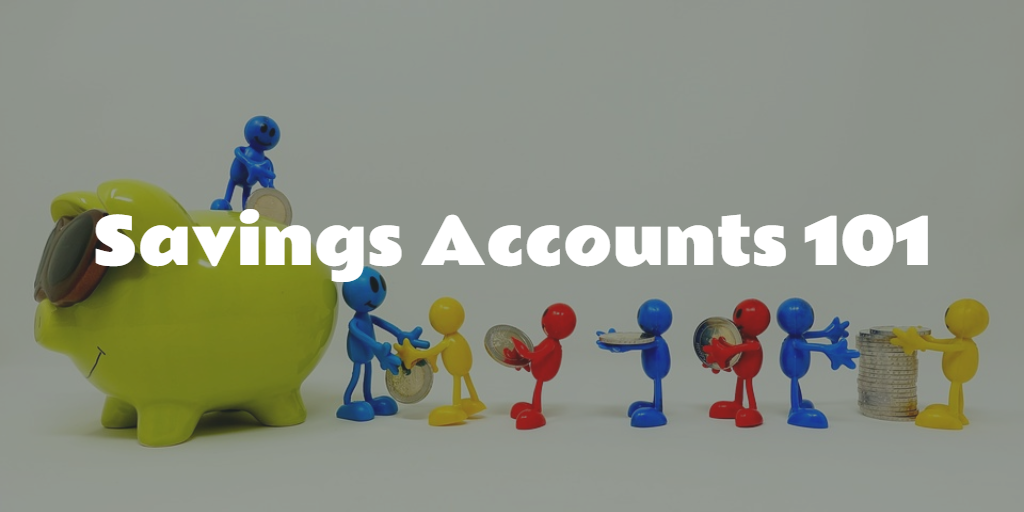 Savings Accounts 101 Thumbnail