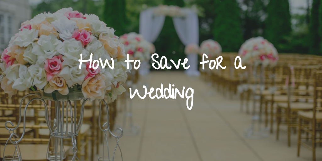 How to Save for a Wedding Thumbnail
