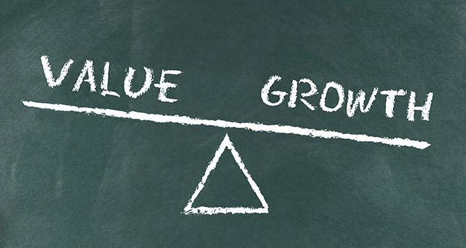 Maintain a Combination of Growth and Value Mutual Funds Thumbnail