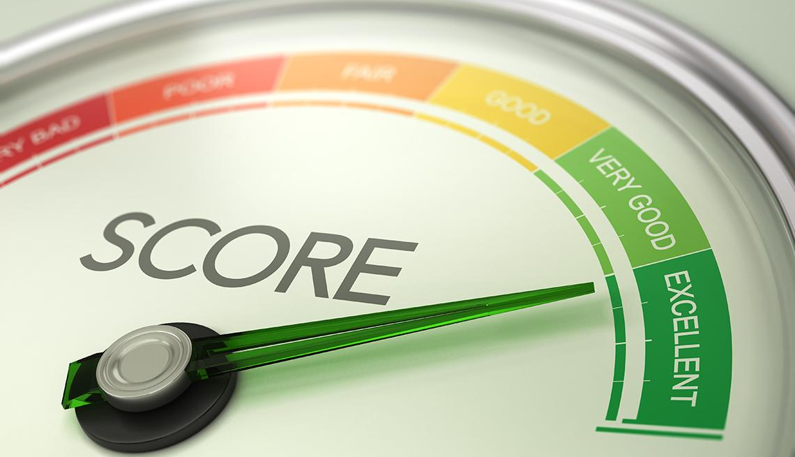 Save Money by Managing Your Credit Score Thumbnail