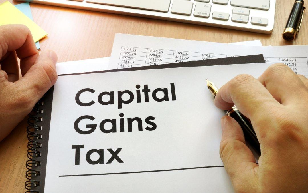 Capital Gains Taxes on Sale of Home Thumbnail