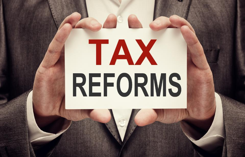 Will Your Taxes Change In 2018? The Tax Reform Plan Has 3 Major Hurdles To Overcome First Thumbnail