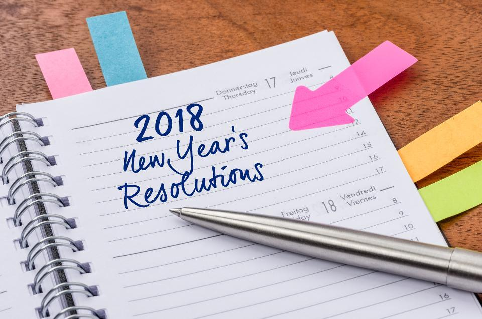 New Year's Resolutions: 4 Easy Steps To Becoming Financially Healthy In 2018 Thumbnail