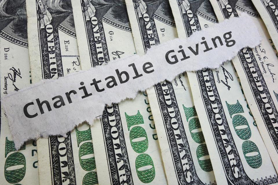 The Lowdown On Charitable Tax Deductions Thumbnail