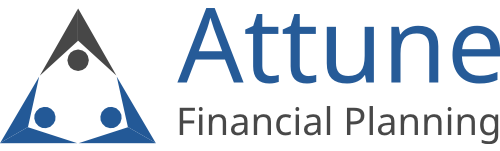 Logo for Attune Financial Planning