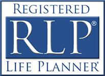 Registered life planner affiliation