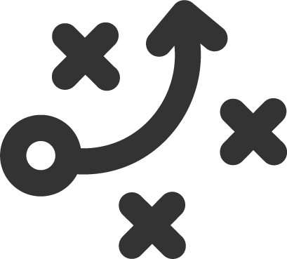 financial roadmap icon