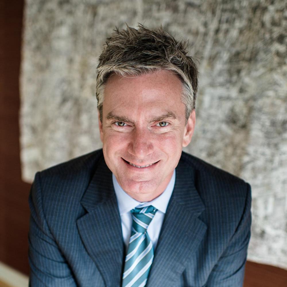 Patrick Lafley, CFP® Hover Photo