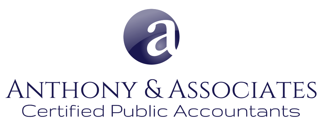 Anthony & Associates Certified Public Accounts logo