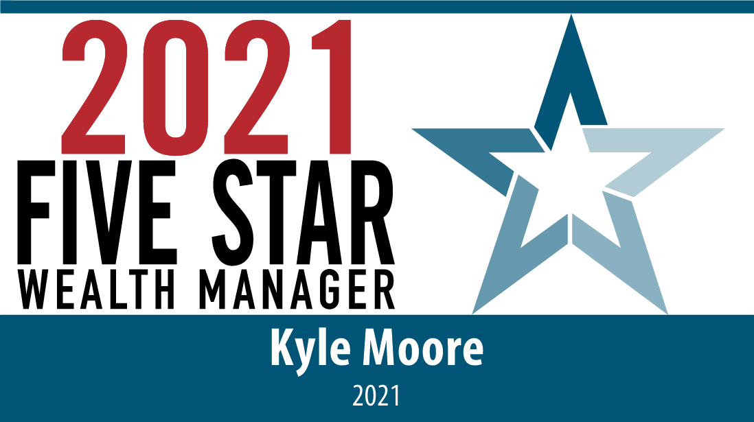 Kyle Named Five Start Wealth Manager for 2021! Thumbnail