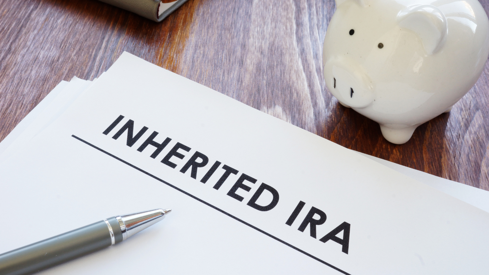 Inherited IRAs Are a Ticking Tax Bomb: Here's What You Can Do  Thumbnail
