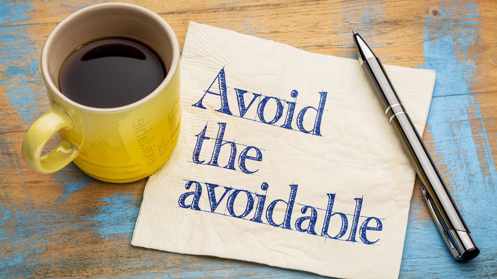 Five Retirement Planning Mistakes To Avoid Thumbnail