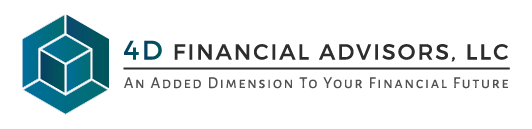 Logo for 4D Financial Advisors