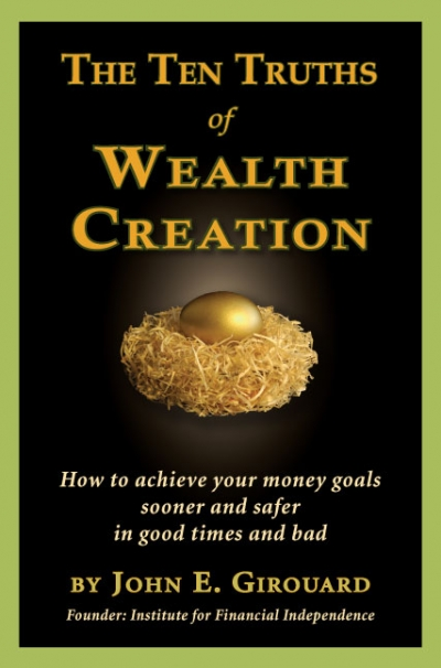 The Ten Truths of Wealth Creation book Washington, DC Capital Asset Management Group