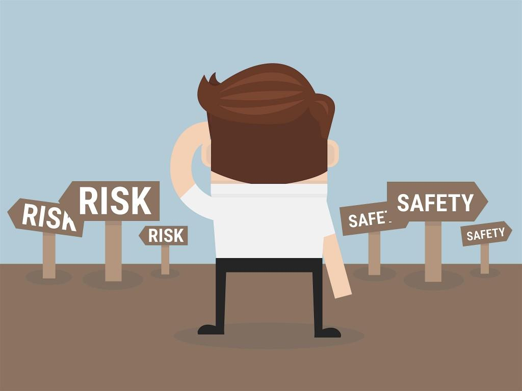 Investing Means Tolerating Some Risk Thumbnail