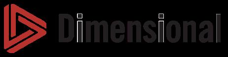 Dimensional Logo San Rafael, CA Aspirean Wealth