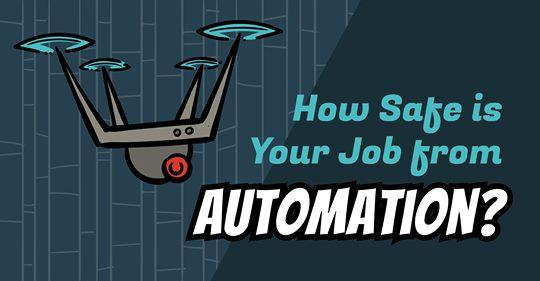 How safe is your job from automation? Thumbnail