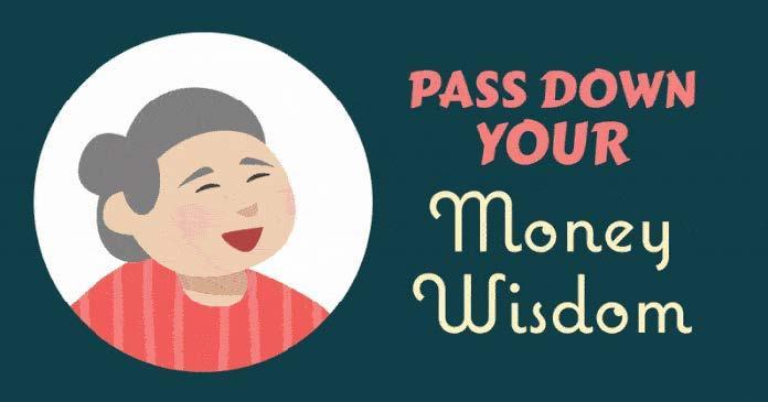 Pass Down Your Money Wisdom Thumbnail