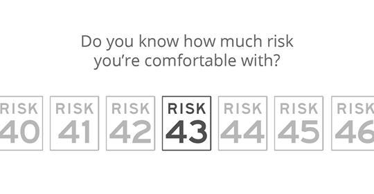 Do you know how much risk you are comfortable with? Thumbnail
