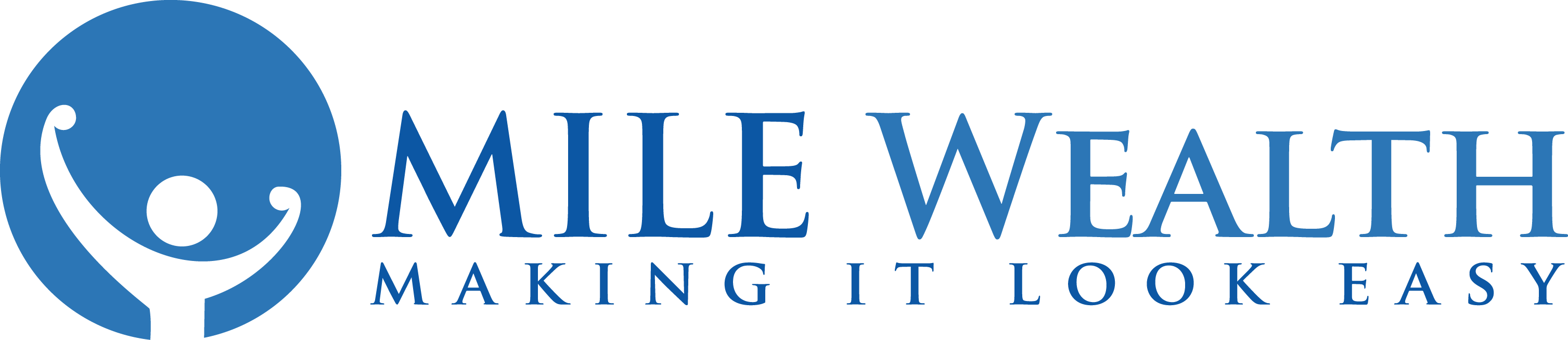 Logo for MILE Wealth Management