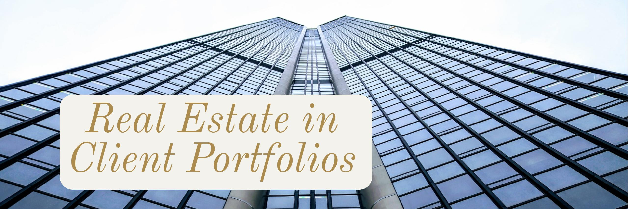 Real Estate In Client Portfolios Thumbnail