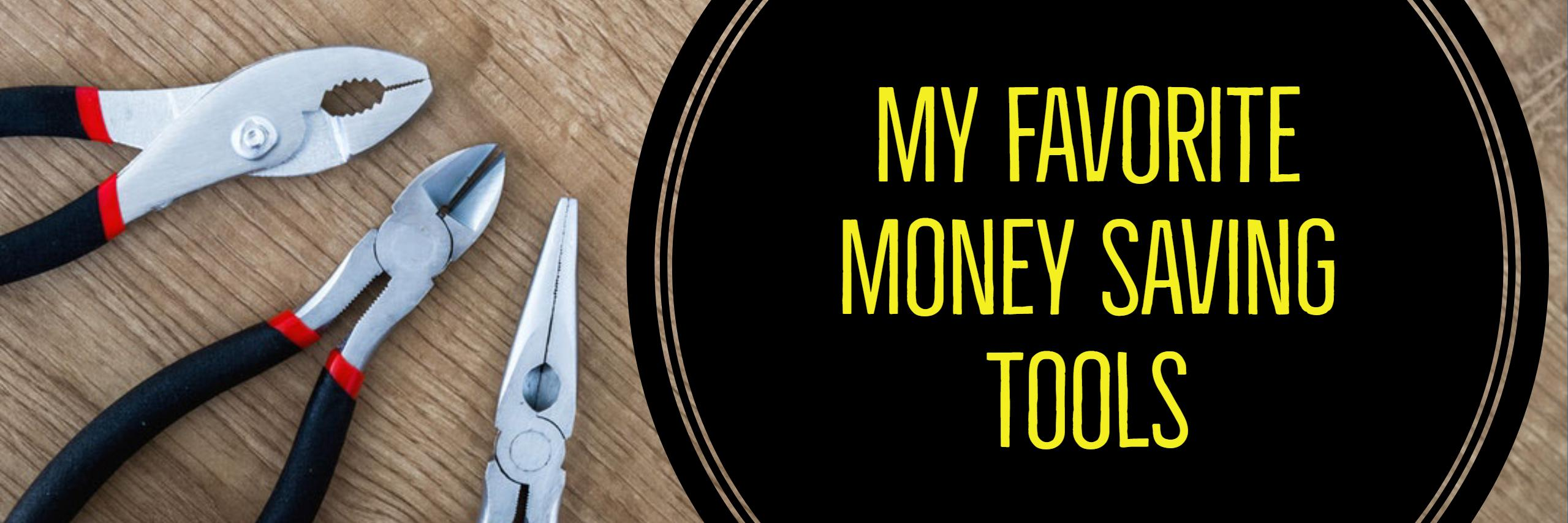 My Favorite Money Saving Tools  Thumbnail