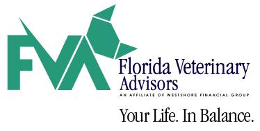 Logo for Florida Veterinary Advisors