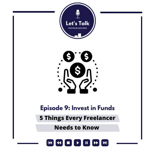 Episode # 9: Invest in Funds, Not Individual Stocks Thumbnail