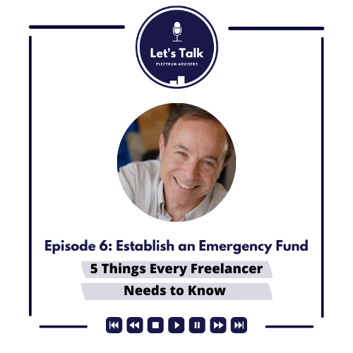 Episode #6: Establish An Emergency Fund Thumbnail