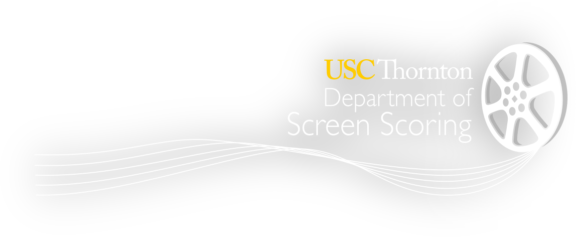 USC Thornton's Department of Screen Scoring Talk Thumbnail