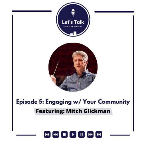Episode # 5: Mitch Glickman Thumbnail