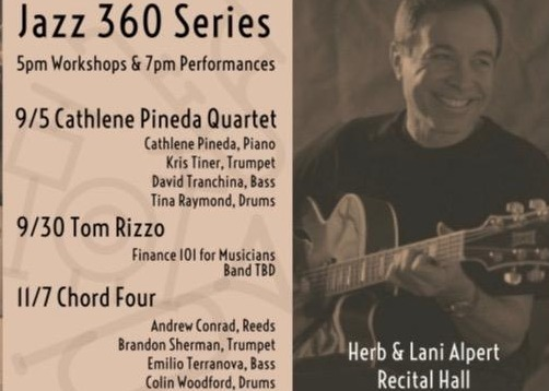 Finance 101 for Musicians at LACC on Sept 30 Thumbnail