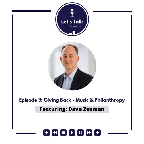 Episode # 3: Dave Zusman (WAAM) Thumbnail