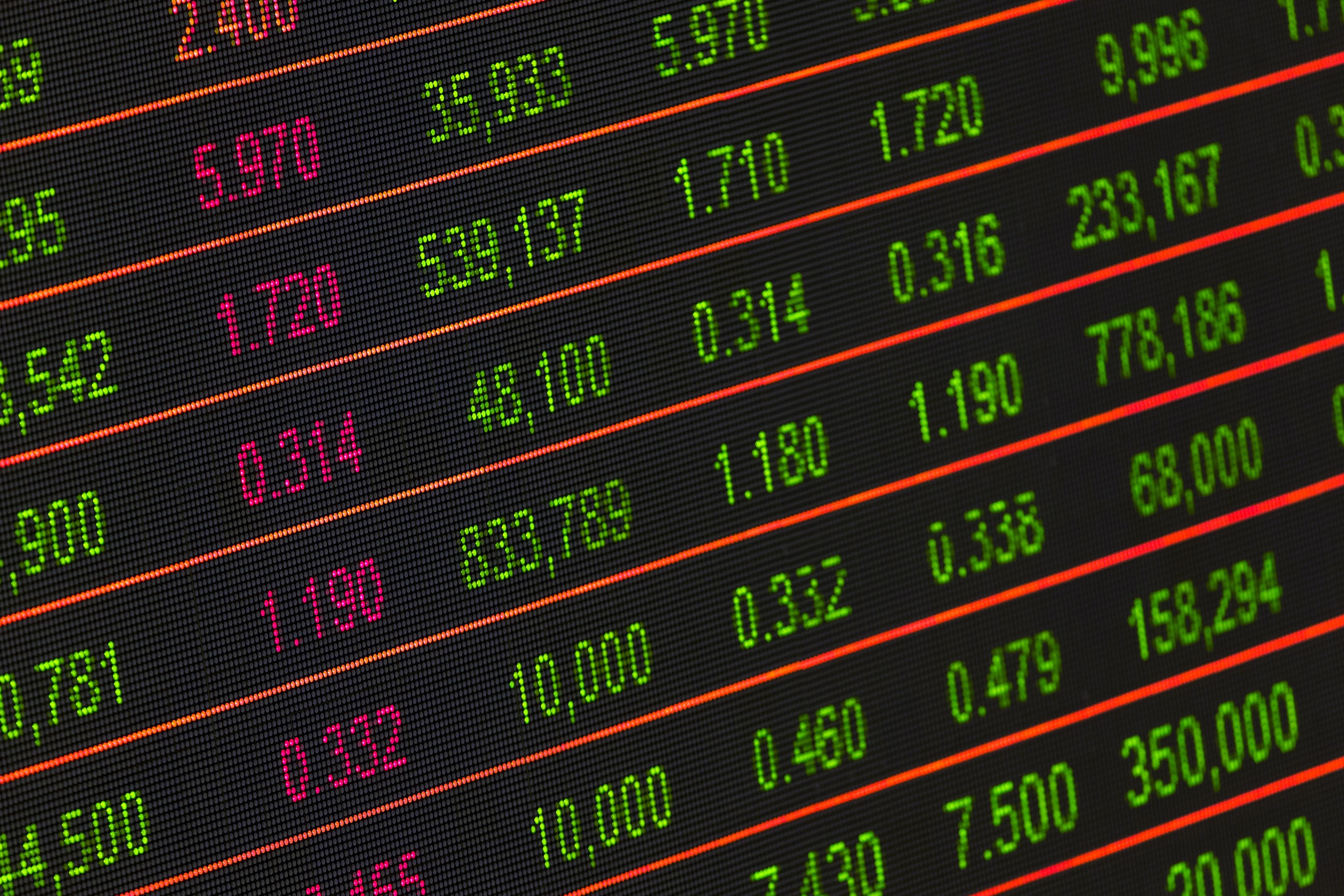 U.S. Stock Markets Set New All-Time Highs Thumbnail