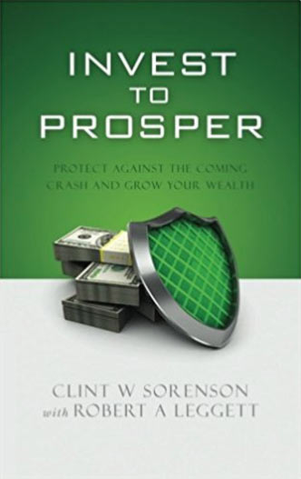 Invest To Prosper book cover