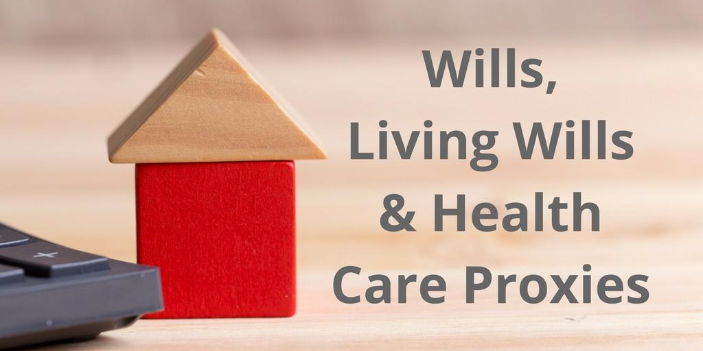 Wills, Living Wills & Health Care Proxies: Thumbnail