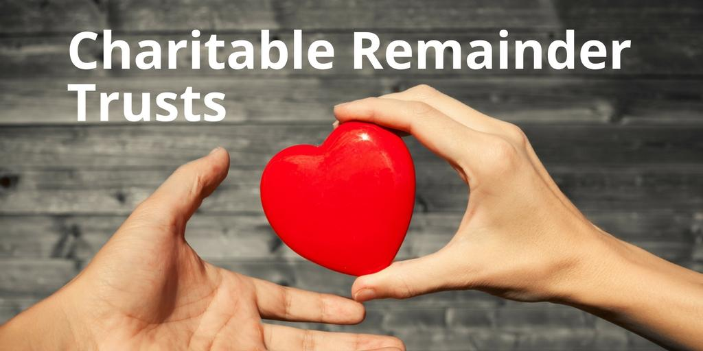 Using a Charitable Remainder Trust Thumbnail