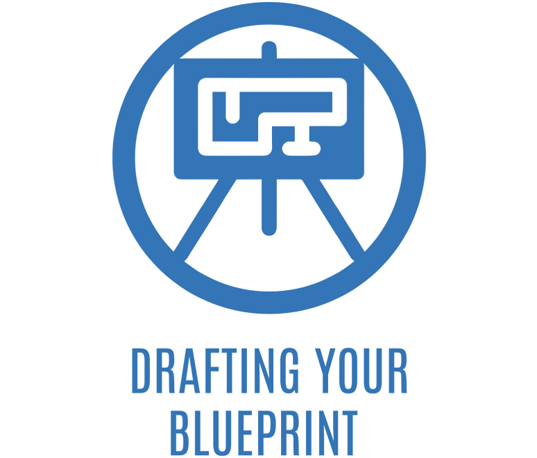 drafting your blueprint