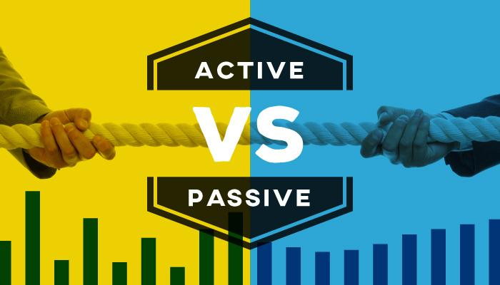 Passive vs. Active -- Let's End the Debate Thumbnail