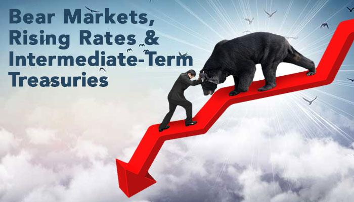 Bear Markets, Rising Rates & Intermediate-Term Treasuries Thumbnail