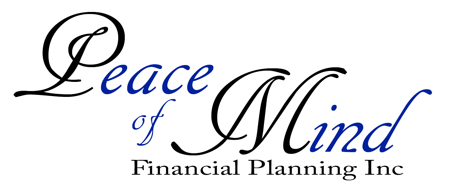 Logo for Peace of Mind Financial Planning Inc.