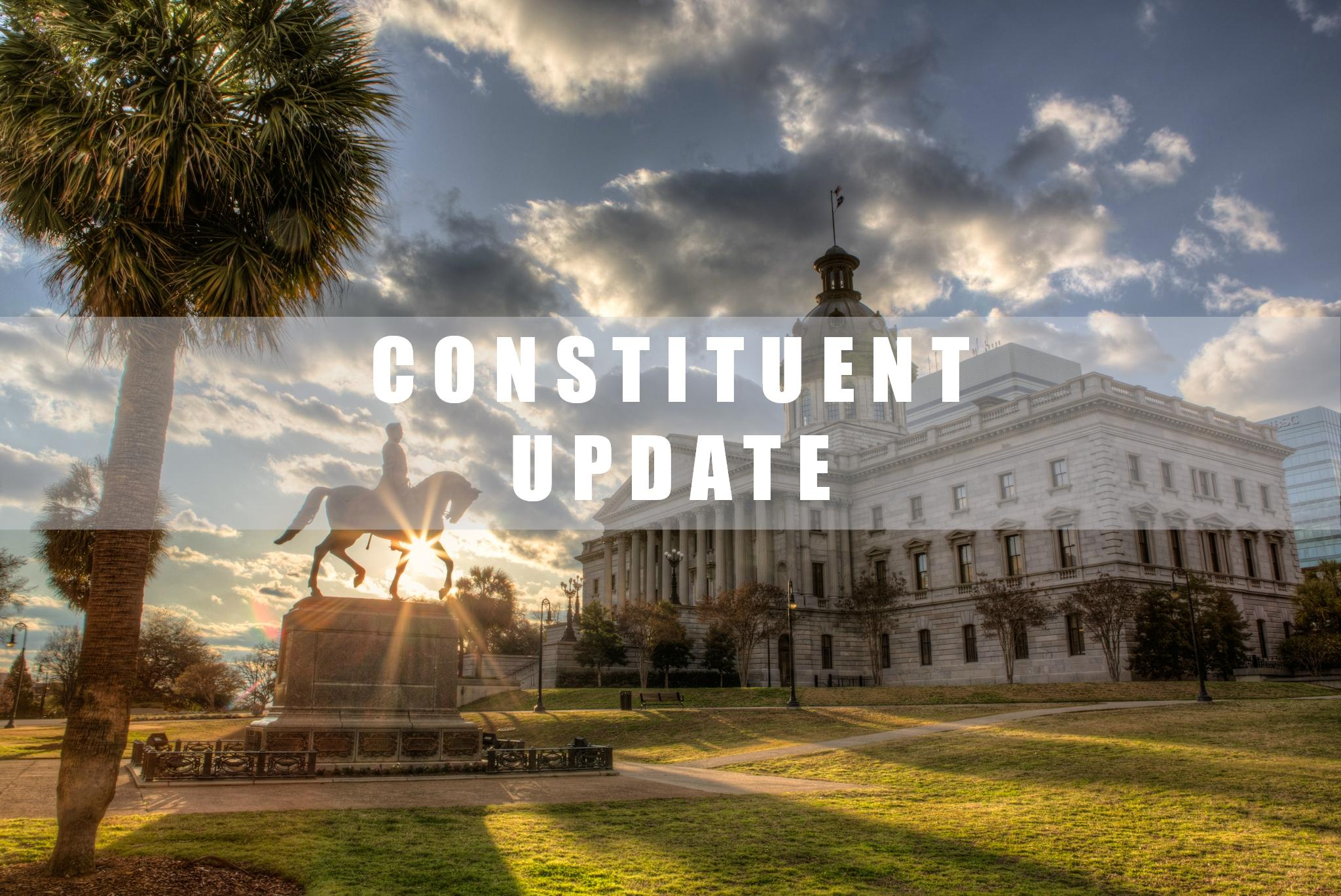 Constituent Update - End of Session Edition Thumbnail