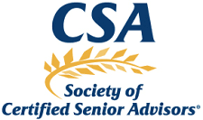 CSA – Certified Senior Advisor