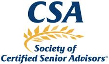 CSA – Certified Senior Advisor